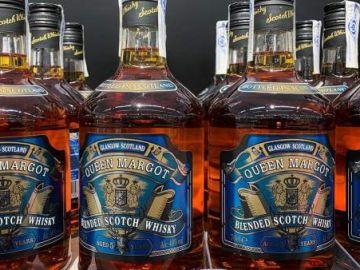 Imagen del whisky Queen Margot Blend Scotch