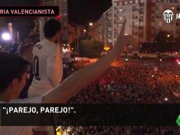 Locura en Valencia tras el pase a la final