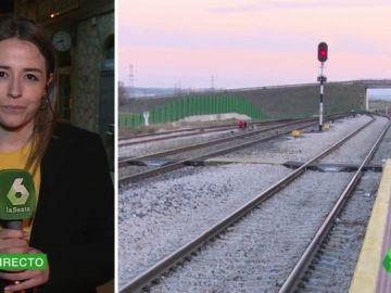 Muere una adolescente arrollada por un tren en Illescas