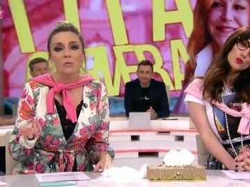 Anna Simon y Ana Morgade