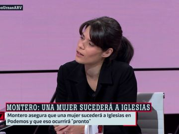 Isabel Serra en ARV
