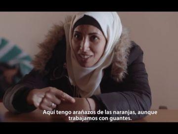Preguntan sobre su familia, examinan sus manos para ver si están curtidas... así es el proceso de selección de temporeras en Marruecos para trabajar en España