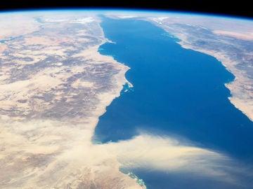 Mar Rojo (Archivo)