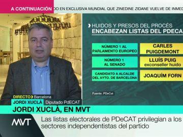 """Jordi Xuclà (PDeCAT): """"Tenemos que hacer una reflexión profunda sobre cómo se confeccionan las listas"""""""