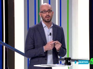 Nacho Álvarez, secretario de Economía de Podemos