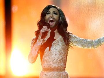 Conchita Wurst en Eurovisión 2014