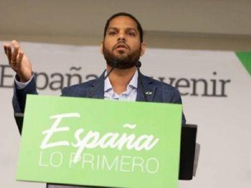 Imagen de Ignacio Garriga, elegido como cabeza de lista de Vox al Congreso por Barcelona