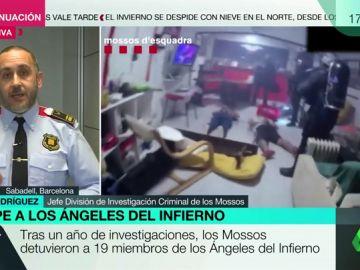 ANGELES DEL INFIERNO POLICIA