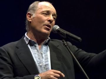 El artista José Manuel Soto durante una de sus actuaciones