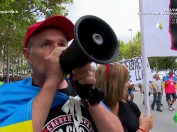 Los vecinos de Barcelona declaran la guerra a los apartamentos turísticos: presentaron más de 3.200 denuncias en un año