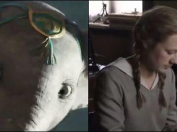 Imagen de Dumbo y Pippi Calzaslargas
