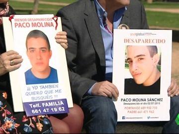Esperanza en el caso de Paco Molina: encuentran nuevas pistas del joven de 16 años desaparecido en 2015