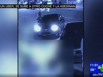 La Policía halla sangre y productos de limpieza en el coche que una joven confundió con un Uber