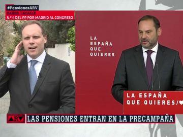 El enfado de Lacalle con el PSOE