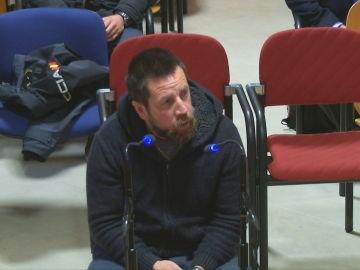 José Enrique Abuín Gey, 'El Chicle', en el banquillo de los acusados