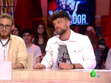 """Ricky Merino analiza las actuaciones de la final de 'La Voz': """"Ahora mismo en España no hay nadie que pueda presentar un proyecto como el de Andrés"""""""