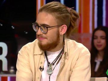 """El mensaje de atrevimiento de Andrés Martín a Pablo López tras ganar 'La Voz': """"Él me ha terminado de volver loco"""""""
