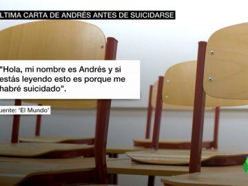 La inspección educativa concluye que no hay evidencias de acoso escolar en el suicidio del menor de Madrid