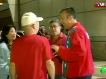 Hugo Carvajal, exjefe de la contrainteligencia venezolana