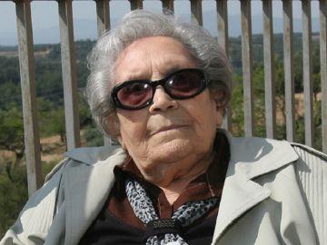 Imagen de archivo de Neus Català, superviviente de los campos nazis