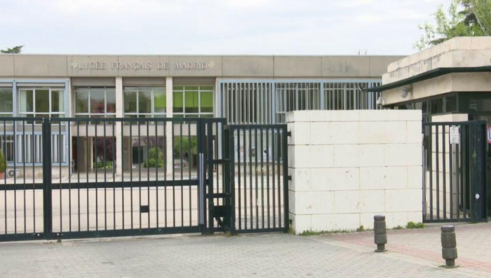 Imagen del colegio Liceo Francés de Madrid