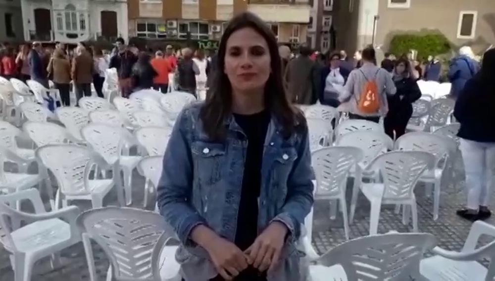 """Día 5 en la campaña electoral de Ciudadanos: Rivera llama """"indecente"""" a Pedro Sánchez"""