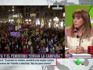 Tensión en el plató de ARV por las declaraciones de Álvarez de Toledo sobre el consentimiento expreso en las relaciones