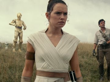 Rey en 'Star Wars: The Rise of Skywalker'