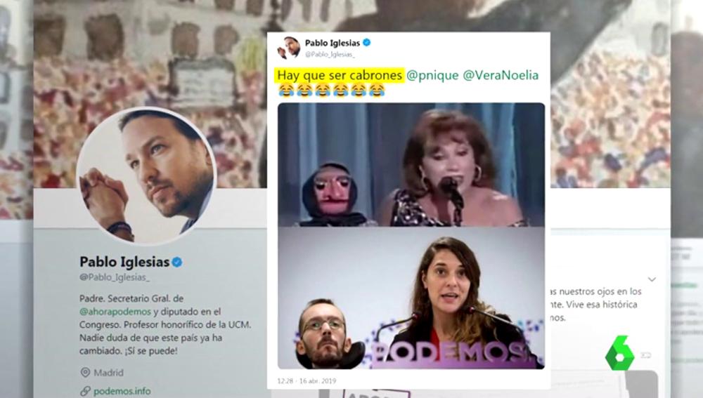 """Íñigo """"Torrijón"""", la """"falconeta"""" de Egea y otras bromas y juegos de palabras para conseguir el 'disputado voto'"""