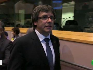 El Parlamento Europeo advierte a Puigdemont que no gozará de inmunidad si no recoge el acta en España