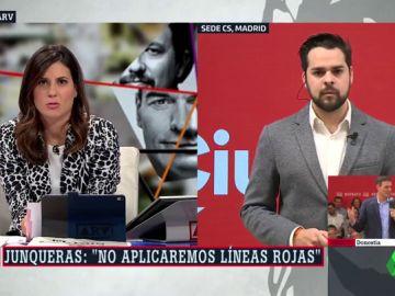 """Fernando de Páramo (Ciudadanos): """"No vamos a pactar con Pedro Sánchez, hay que echarle de La Moncloa"""""""