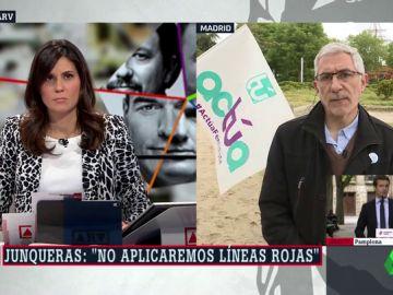 """Gaspar Llamazares: """"El PSOE ha utilizado el CIS y a TVE como si fuera una parte más del Gobierno"""""""