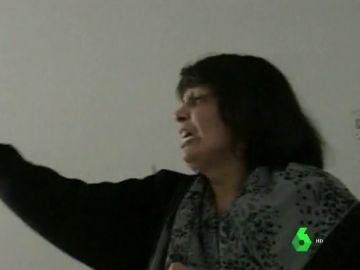Imagen de archivo de un exorcismo