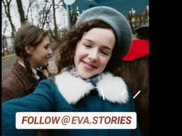 La 'Eva Heyman' de la época de las redes sociales.