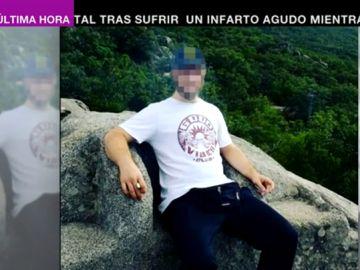 El joven asesinado en Cobeña