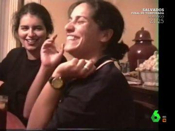 Salen a la luz los últimos vídeos caseros que se grabó Déborah Fernández con sus amigas
