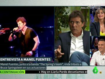 Manel Fuentes en Liarla Pardo