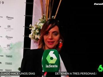 Macarena Gómez, en Arusitys