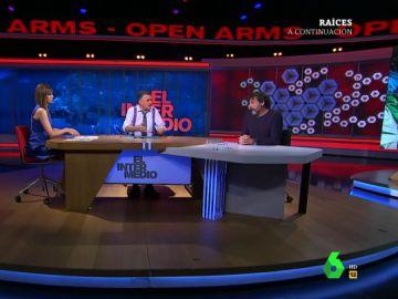 """Óscar Camps denuncia el bloqueo que sufre el Open Arms en Grecia: """"Defender los derechos humanos, por lo visto, está perseguido"""""""