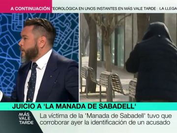 """El abogado de la víctima de 'la Manada de Sabadell': """"Está completamente reviviendo el suceso, es una doble victimización"""""""