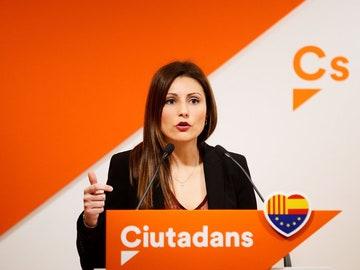 Lorena Roldán, en una imagen de archivo