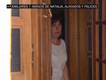 La tía de Natalia Sánchez, la joven desaparecida en París