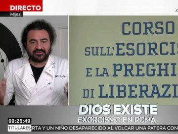 """El Sevilla nos descubre la reunión de """"exorcistas"""" celebrada en Roma: """"Hay una hipótesis que dice que el papa es el diablo"""""""