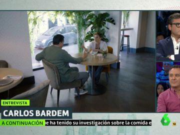 """Carlos Bardem responde a Isabel Díaz Ayuso y su opinión sobre los contratos basura: """"Es la afirmación de una negrera"""""""