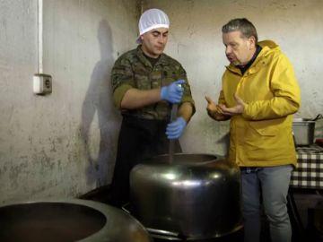 ¿Empeora la comida en los cuarteles del Ejército con la entrada de las contratas?
