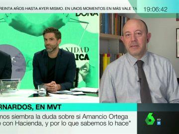 """Gonzalo Bernardos: """"Los empresarios quieren volver al siglo XIX y tener a los trabajadores esclavizados"""""""
