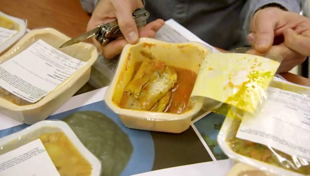 """Chicote denuncia la calidad de la comida para nuestros mayores: """"El usuario lo que dice es 'Esto no me lo como'"""""""