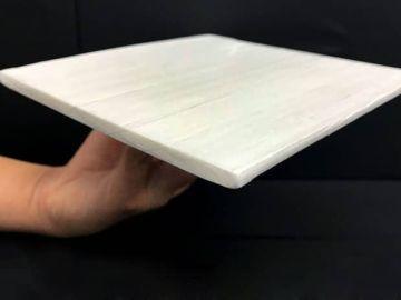 Imagen de la madera que podría reducir a la mitad el gasto en aire acondicionado y calefacción