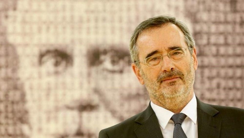 El presidente del Senado, Manuel Cruz