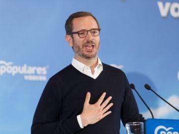 Javier Maroto, vicesecretario de organización del Partido Popular.